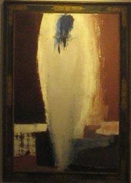 Jeanne, par Nicolas de Stael