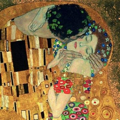 Klimt, The Kiss